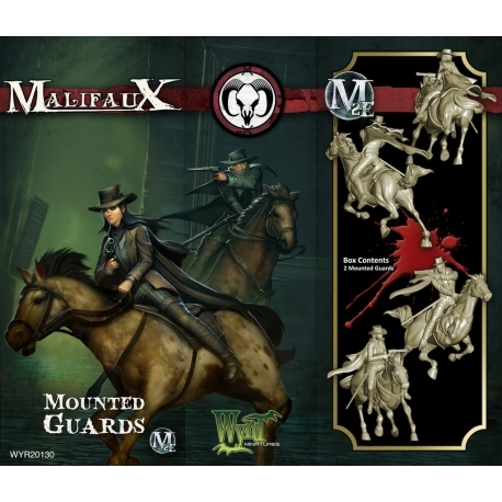 Malifaux: Guild: Mounted Guards