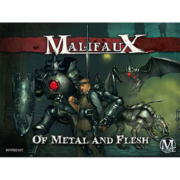 Malifaux: Guild: Of Metal And Flesh (M2E)
