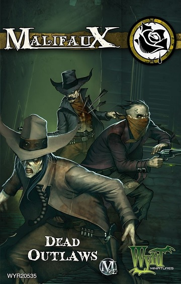 Malifaux: Outcasts: DEAD OUTLAWS