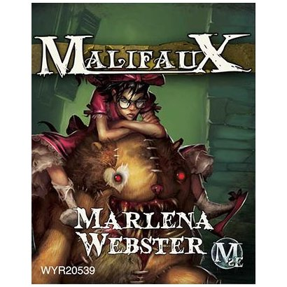 Malifaux: Outcasts: Marlena Webster