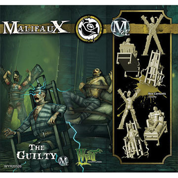 Malifaux: Outcasts: The Guilty