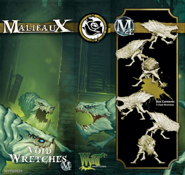 Malifaux: Outcasts: Void Wretches