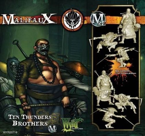 Malifaux: Ten Thunders: Brothers