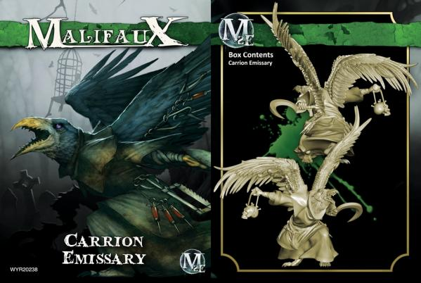 Malifaux: Resurrectionists: Carrion Emissary