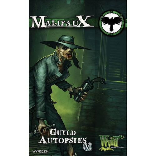 Malifaux: Resurrectionists: Guild Autopsies