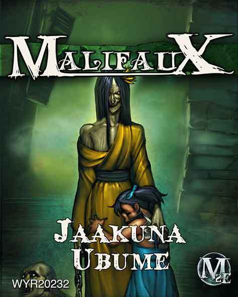 Malifaux: Resurrectionists: Jaakuna Ubume (New)
