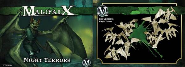 Malifaux: Resurrectionists: Night Terrors [2E]