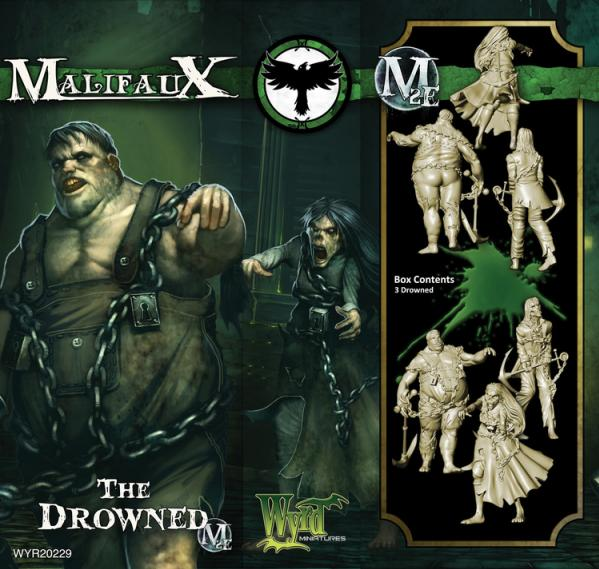 Malifaux: Resurrectionists: The Drowned