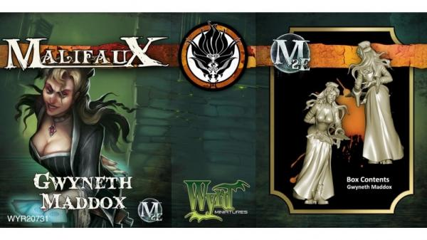 Malifaux: Ten Thunders: Gwyneth Maddox