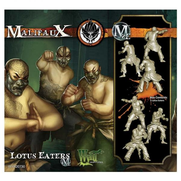 Malifaux: Ten Thunders: Lotus Eater