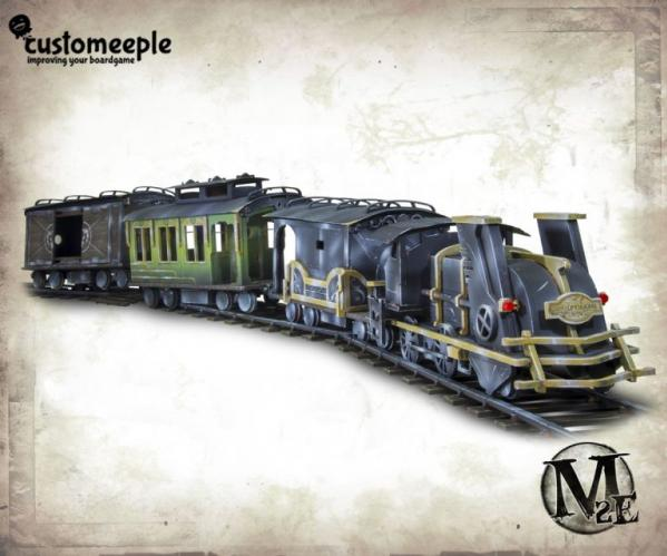 Malifaux: Transdimensional Express