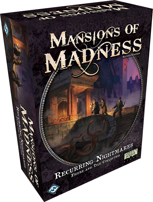 Mansions of Madness (2nd Edition): Recurring Nightmares
