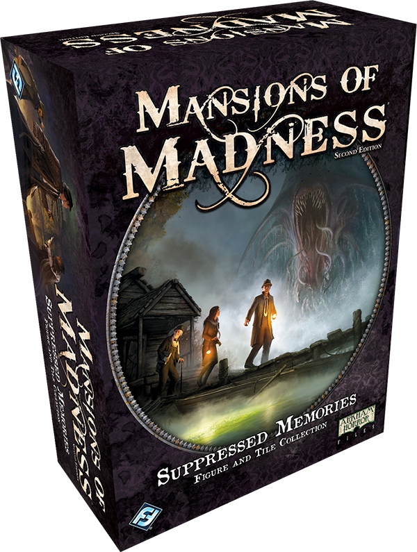 Mansions of Madness (2nd Edition): Suppressed Memories