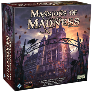 Mansions of Madness (2nd Edition) [Damaged]