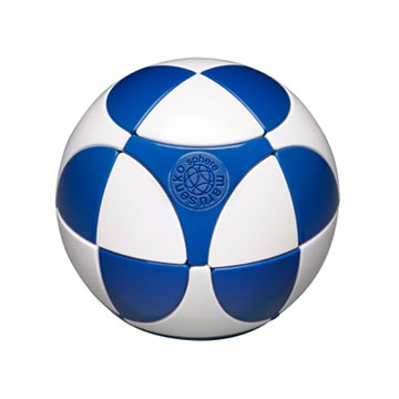 Marusenko Sphere: Blue & White Level 1