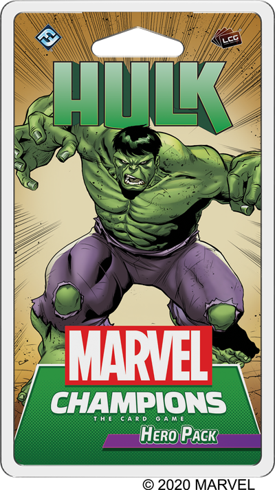 Marvel Champions: LCG: Hulk Hero Pack