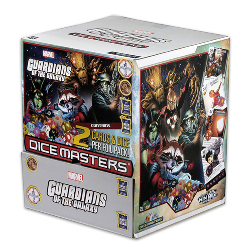 Marvel Dice Masters Guardians of the Galaxy: Foil pack