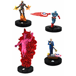 Marvel HeroClix: Avengers Assemble- Booster Brick [SALE]