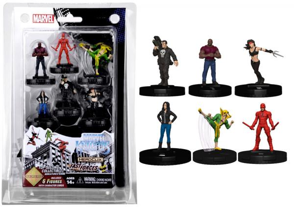 Marvel HeroClix: Avengers/Defenders War Fast Forces Pack
