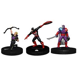 Marvel HeroClix: Captain America and Avengers - Fast Forces