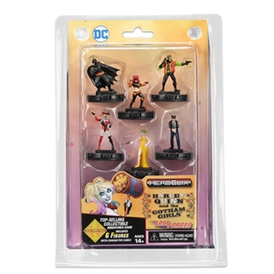 Marvel HeroClix: Harley Quinn and the Gotham Girls- Fast Forces