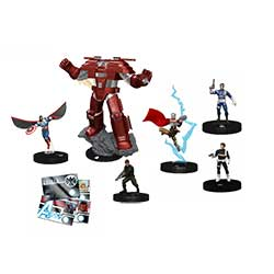 Marvel HeroClix: Nick Fury Agents of Shield- Booster Brick [SALE]