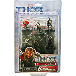 Marvel HeroClix: Thor Movie- Starter Set [SALE]