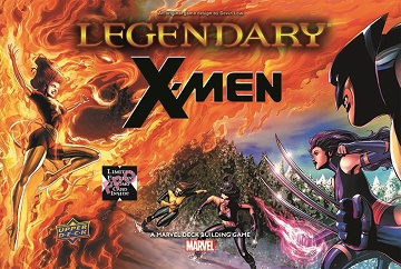 Marvel Legendary: X-Men [Damaged]