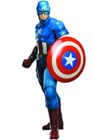 Marvel Now: Avengers- Captain America (ARTFX+ Statue)