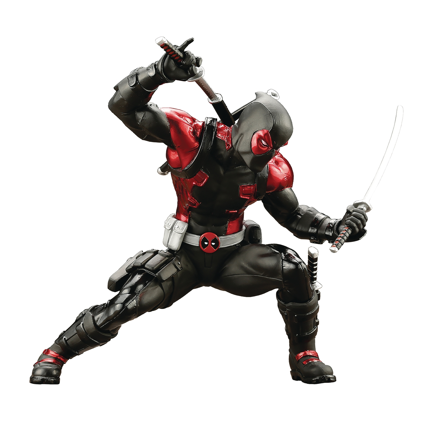 Marvel Now: Deadpool- Black Suit (ARTFX+ Statue)