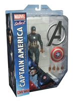 Marvel Select: Captain America Civil War- Captain America