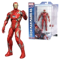 Marvel Select: Captain America Civil War- Iron Man Mark 46