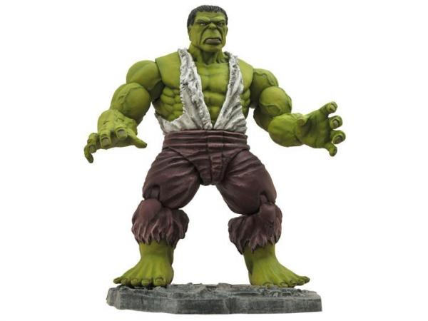 Marvel Select: Savage Hulk