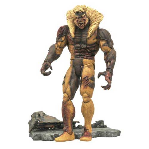 Marvel Select: Zombie Sabretooth