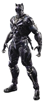 Marvel Universe Variant: Black Panther (Play Arts Kai Action Figure)