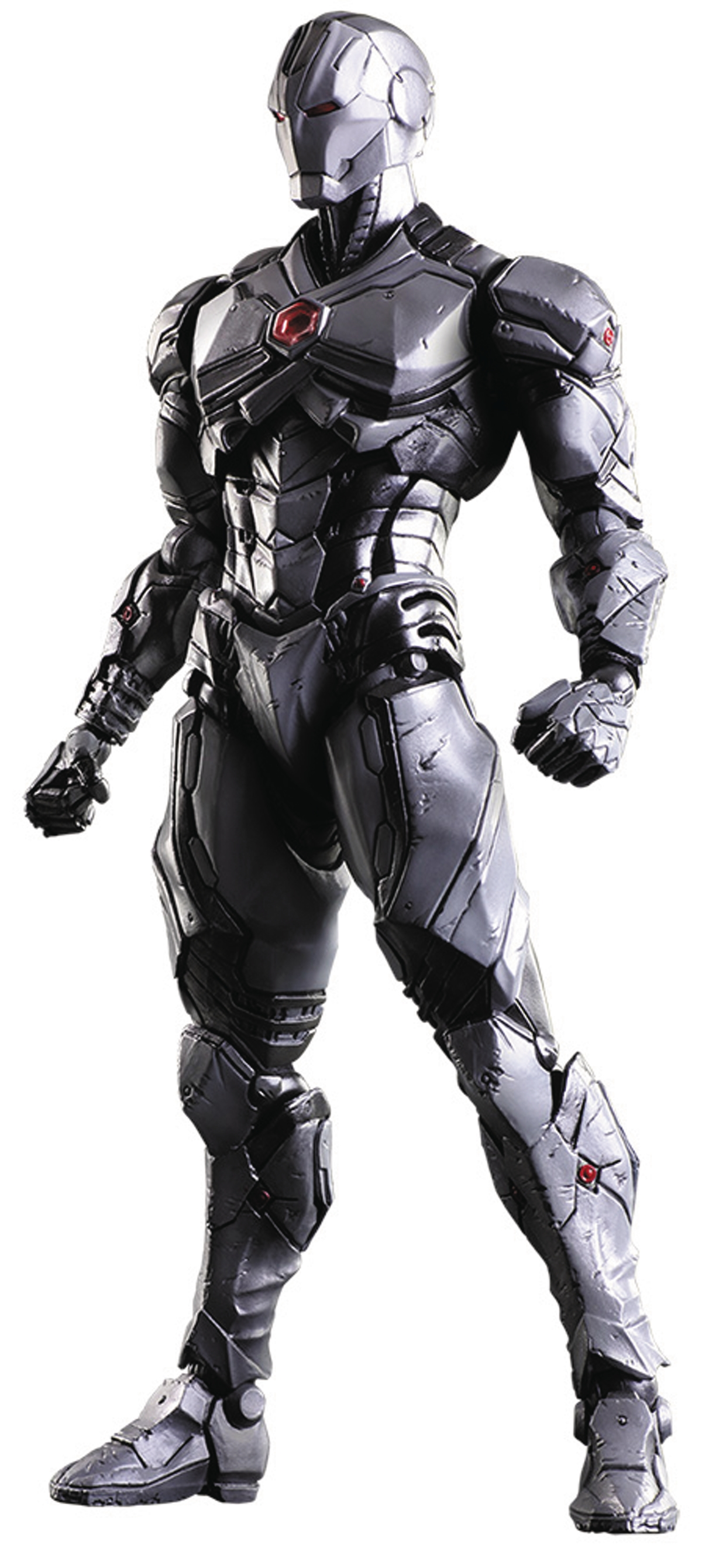 Marvel Universe Variant: Iron Man- Ltd Color (Play Arts Kai Action Figure)