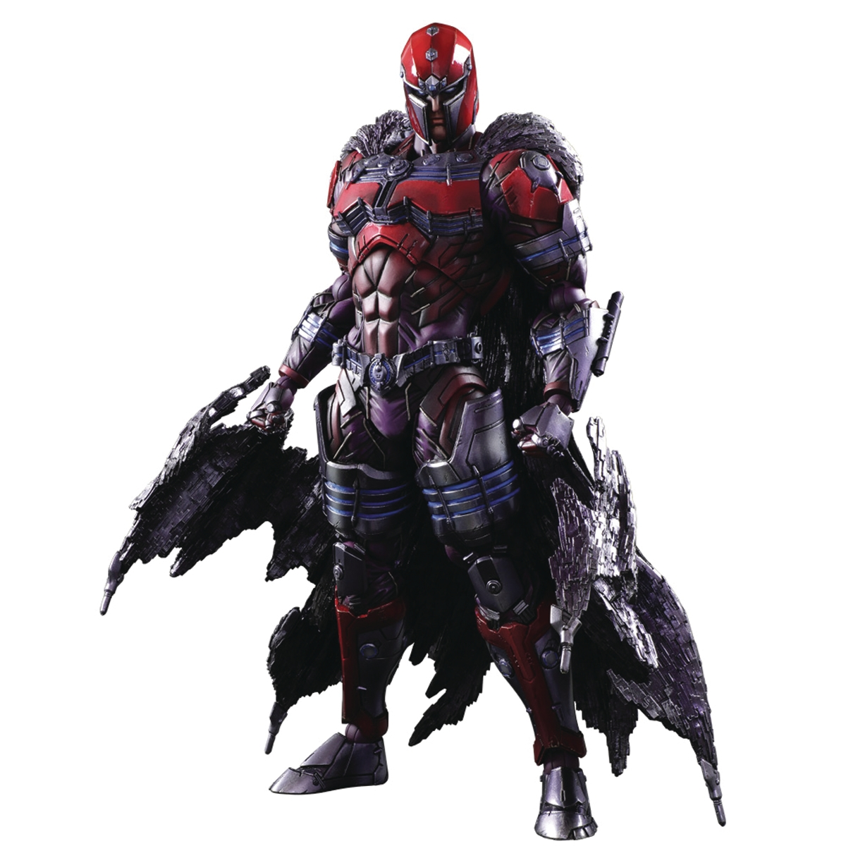 Marvel Universe Variant: Magneto (Play Arts Kai Action Figure)