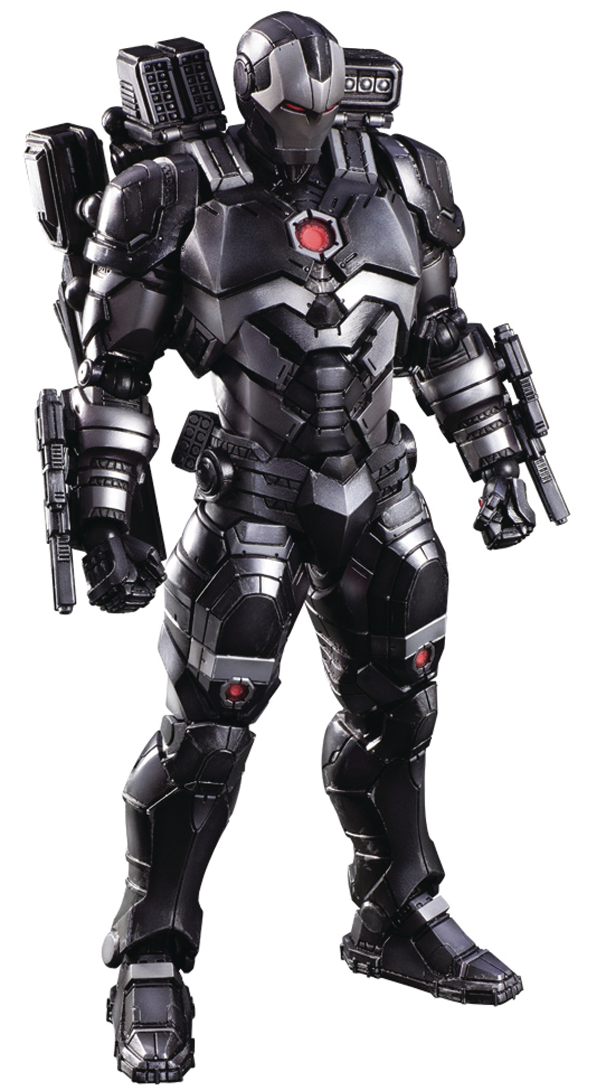 Marvel Universe Variant: War Machine (Play Arts Kai Action Figure)