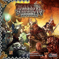 Massive Darkness: Zombicide Black Plague Crossover
