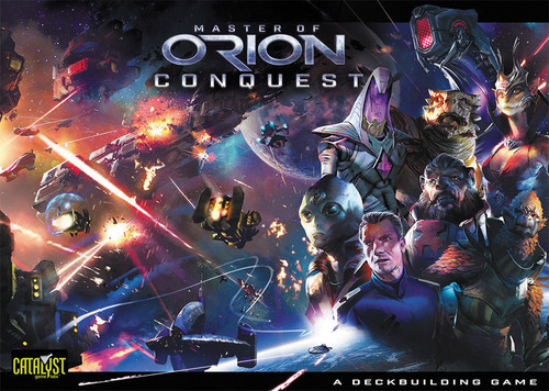 Master of Orion: The Board Game- Conquest