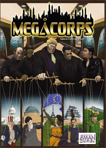 MegaCorps [SALE]