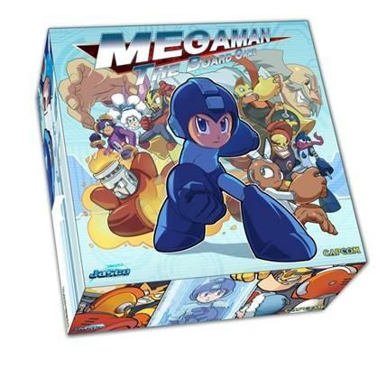 Megaman: The Board Game [Damaged]
