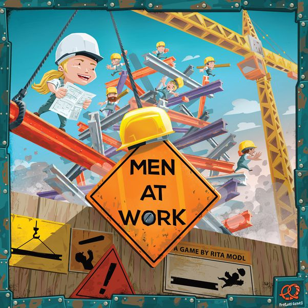 Men At Work [Damaged]