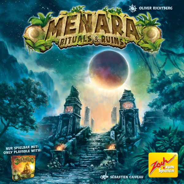 Menara: Rituals and Ruins [Damaged]
