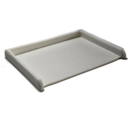 Metallic Unit Tray: Medium