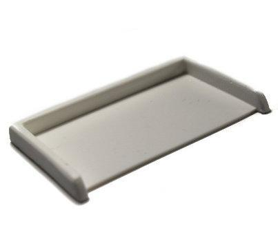 Metallic Unit Tray: Small