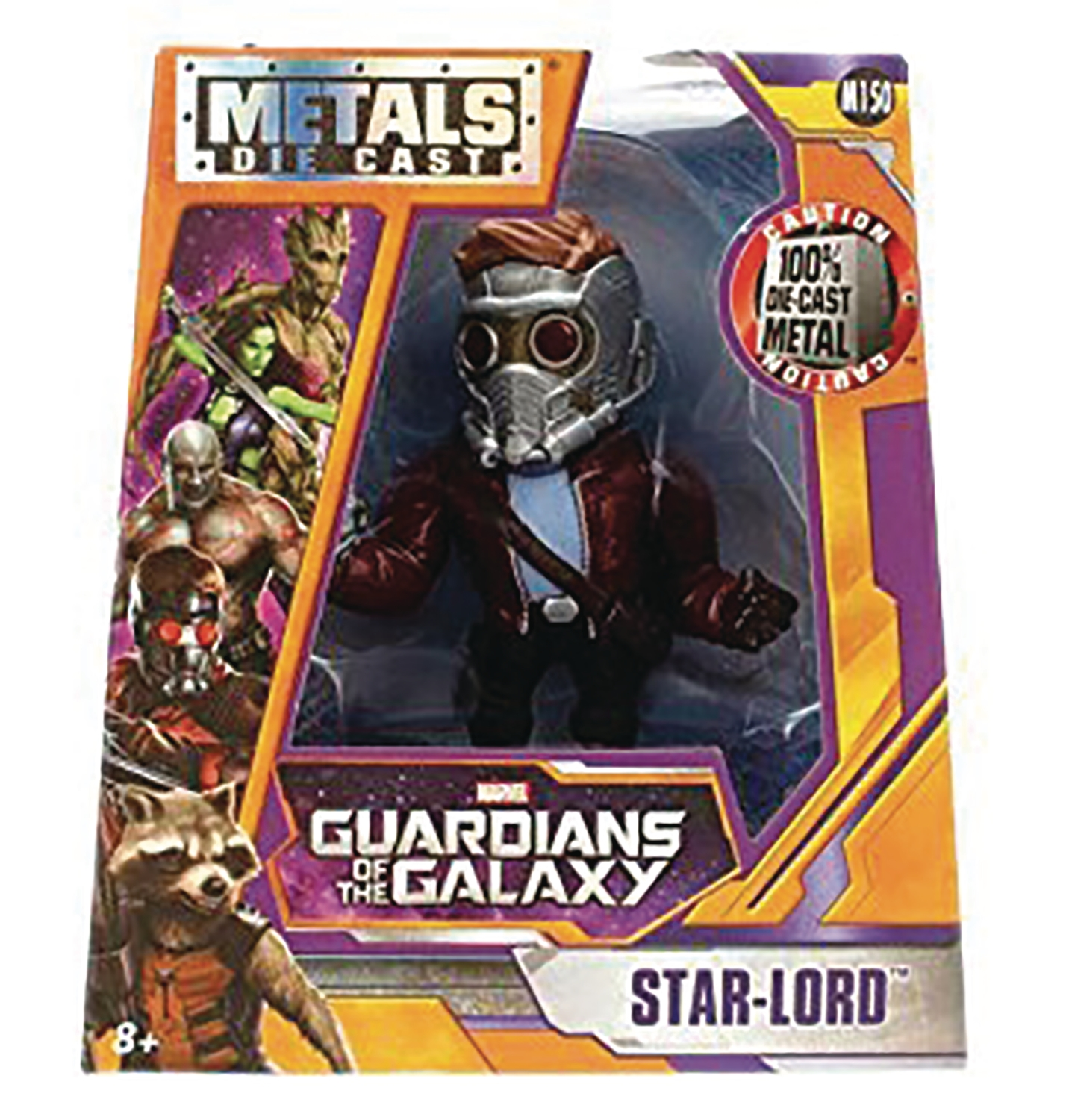 Metals Die Cast- Marvel: Guardians of the Galaxy- Star-Lord