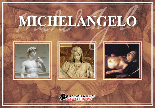 Michelangelo (SALE)