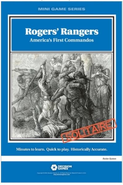 Mini Game Series: Rogers Rangers - Americas First Commandos