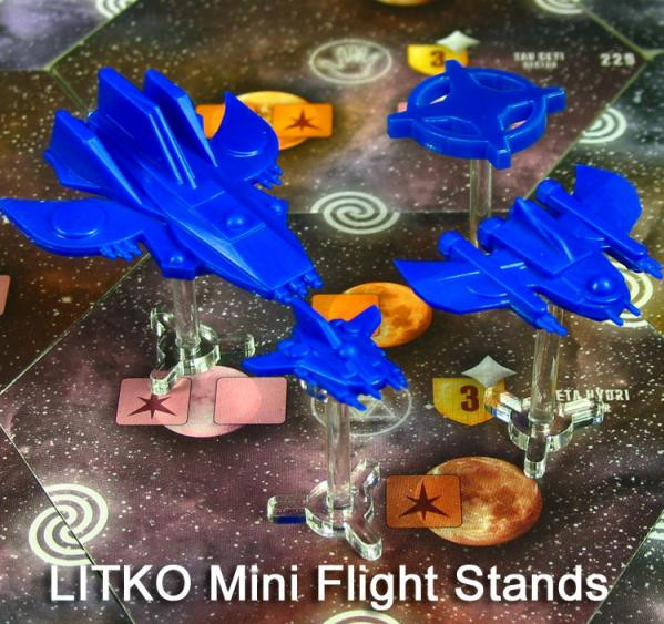 Litko: Mini Flight Stands